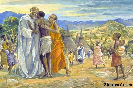 evangelie door afrikaanse ogen - uit deel 4 : de verloren zoon