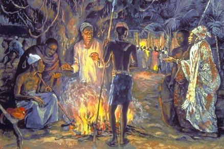 Evangelie door Afrikaanse ogen - Deel 5 : De lijdensweg ...