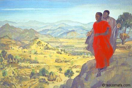 Evangelie Door Afrikaanse Ogen 9 De Verzoekingen