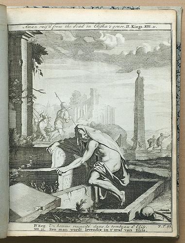 Bijbels Prentenboek 055 Elisa S Sterfbed Het Wonder