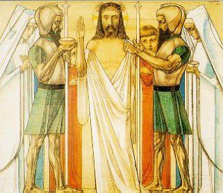 10e statie: Jezus ontmanteld