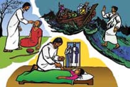 Bijbelverhalen In Beeld 06 Goed Nieuws