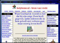 De geschiedenis van holyhome.nl